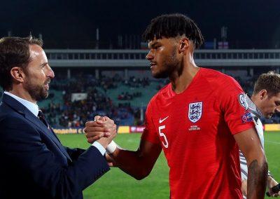 England v Bulgaria Gareth Southgate