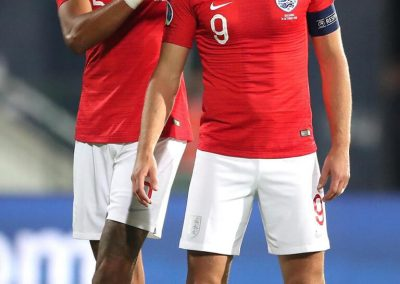 England v Bulgaria Harry Kane
