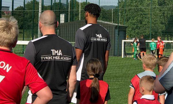 Keynsham Bristol meet July 2019 with coach